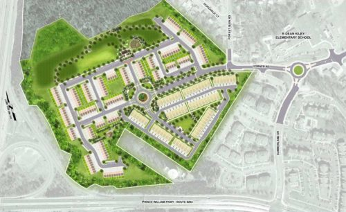 New residential development may be coming to Woodbridge