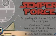 Star Wars event to be held at local museum, Oct. 13