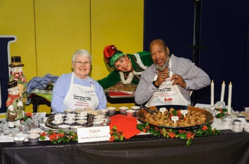 Gourmet Guys Give Back to offer food from area chefs