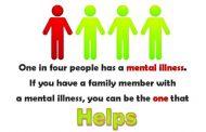 Mental health program volunteers needed