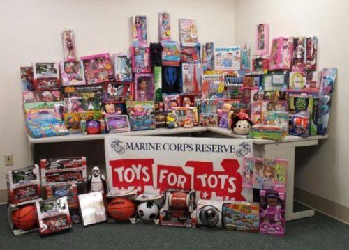 Non-profit collecting toys for area children through Dec. 7