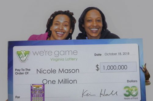 Dumfries woman purchases winning lottery ticket in Manassas