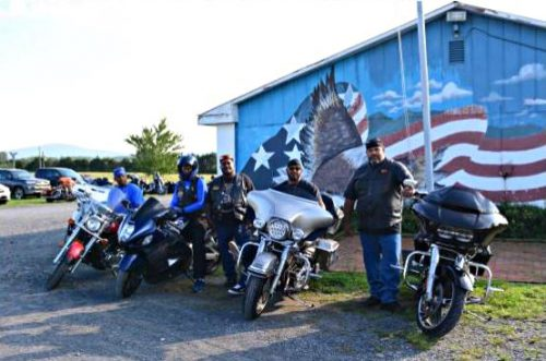Veterans receive support through Biketoberfest