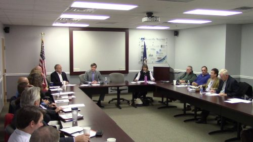 Proposed proffer legislation changes discussed at meeting