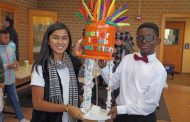 Model Water Tower Competition tests design skills
