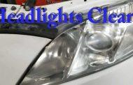 Hazy headlights impact driver safety, visibility