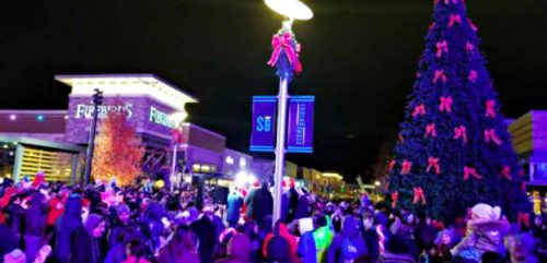 Stonebridge at Potomac Town Center hosts Holiday Tree Lighting