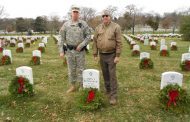 Wreaths Across America extending to Normandy American Cemetery