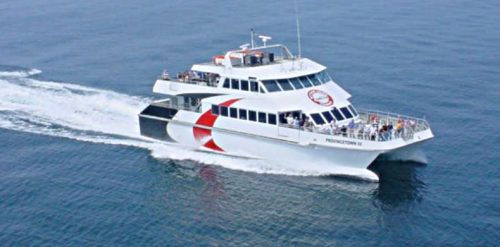 Fast Ferry service outlined in Woodbridge