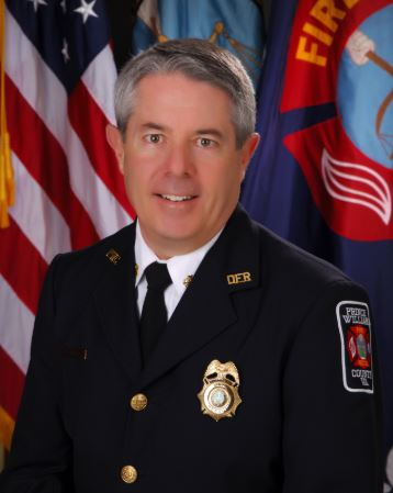 Fire and rescue chief Kevin McGee retiring