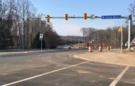 Minnieville Road widening project completed