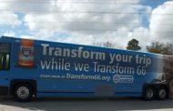 OmniRide launching Haymarket bus route, Dec. 17