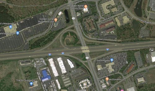 Route 234 exit ramp to be closed this weekend