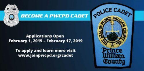 Police department seeking cadet program applicants