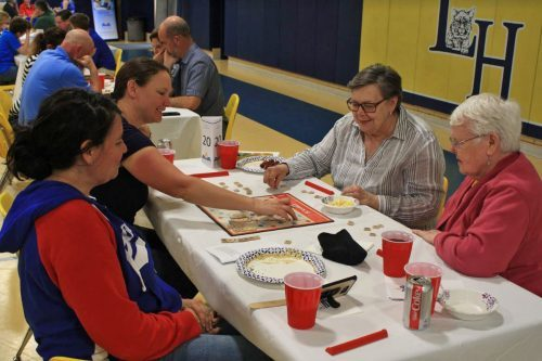 Literacy non-profit hosting Scrabble Scramble fundraiser, March 2