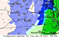 Snow could impact Tuesday evening commute