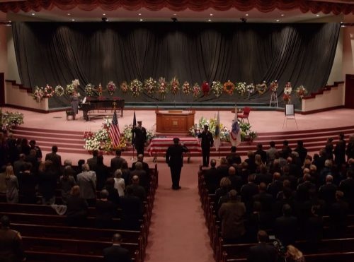 Funeral service held for county Supervisor John Jenkins