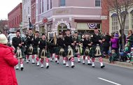 Saint Patrick's Day Parade occurring in Manassas