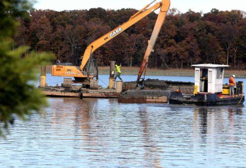Neabsco Creek dredging now complete