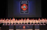 Fire and rescue technicians graduate from recruit school
