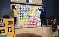 Quilt show to occur on March 30 - 31