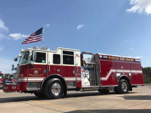 Manassas fire and rescue offering more Advanced Life Support
