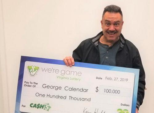 Veteran purchases winning Virginia Lottery ticket in Gainesville