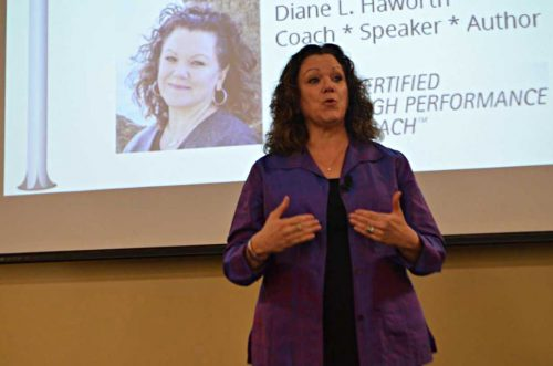 Leadership event taking place in Manassas, May 10