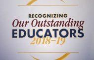 County educators honored at Colgan High School