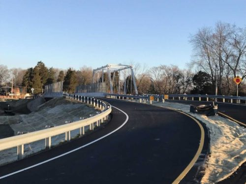 Nokesville bridge reopens to drivers