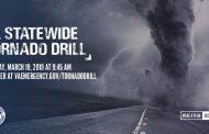Tornado drill occurring across Virginia, March 19