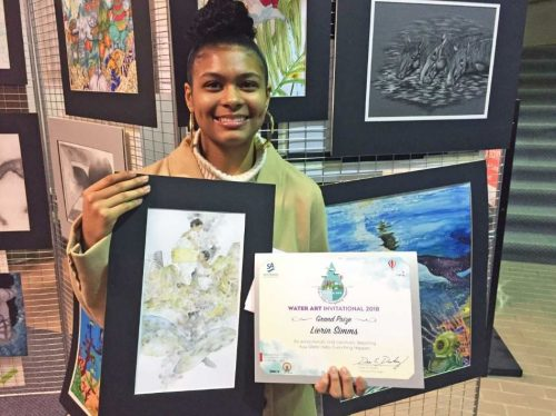 Water Art Invitational to be held in Woodbridge, March 14