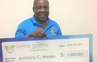 Triangle resident buys winning lottery ticket in Dumfries