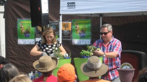 Compost Awareness Day event to be held in Woodbridge