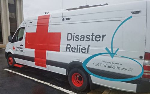Manassas Park company donating emergency vehicle to red cross