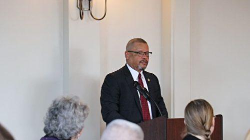 Local legislators discuss economy, education