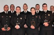 Awards ceremony honors fire and rescue personnel