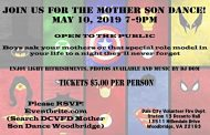 First annual Mother Son Dance to be hosted in Dale City