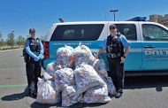 Community members turn in 880 pounds of unused medication