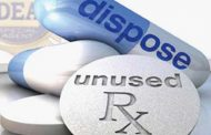 Unused medication to be accepted at Drug Take-Back Day