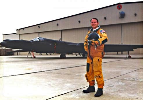 Former spy plane pilot describing experience, May 12
