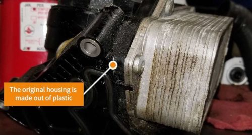 How BMW drivers can address an oil leak