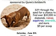 'Digging for Diamonds' event raising funds for humane society
