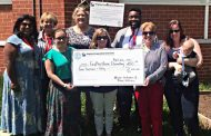 Featherstone Elementary School receives grant for garden