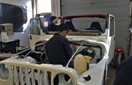 Hylton High School Automotive Program rebuilds Jeep