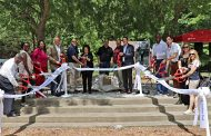 Former Supervisor remembered at park rededication