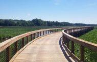 Neabsco Creek Boardwalk receives award
