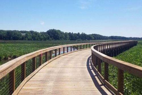 Neabsco Creek Boardwalk opening in Woodbridge