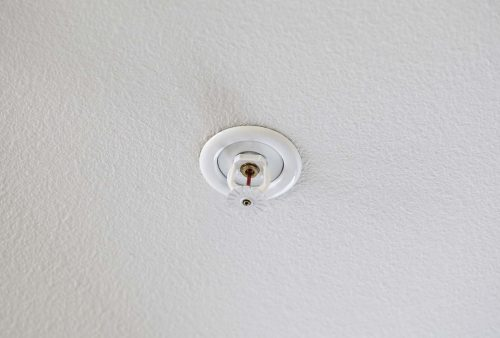 Sprinkler suggestions from department of fire and rescue