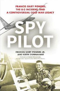 New book focuses on former U-2 Pilot Francis Gary Powers